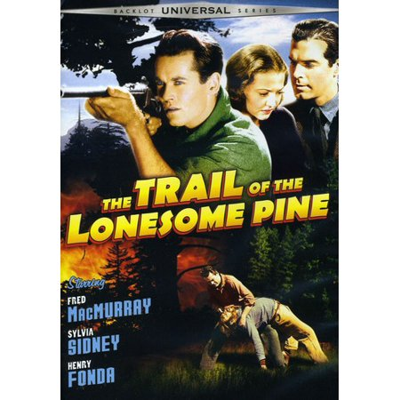 The Trail Of The Lonesome Pine (DVD) (The Trail Of The Lonesome Pine 1908)