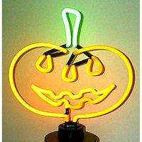 Neonetics Indoor Decoratives Pumpkin Neon Sculpture