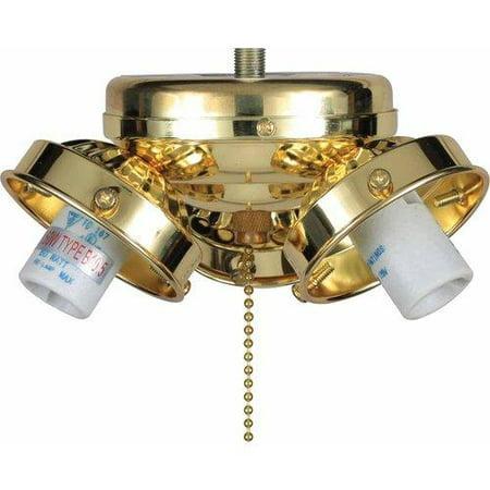 volume lighting v0923 light kits ceiling fan light kits. Black Bedroom Furniture Sets. Home Design Ideas