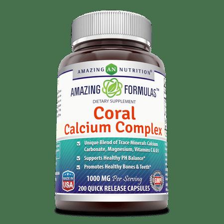 Image of Coral Calcium Complex