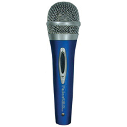 Audiopipe DM212BLUE Nippon Unidirectional Dynamic Microphone by Nippon