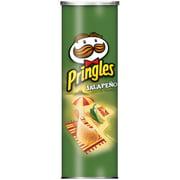 Pringles Jalapeno Potato Crisps Chips, 5.5 oz