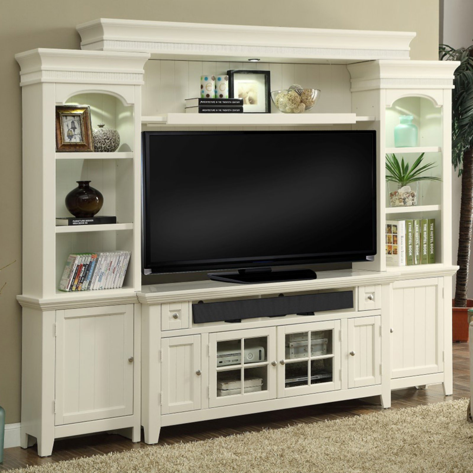 Parker House Tidewater 62 in. Entertainment Center