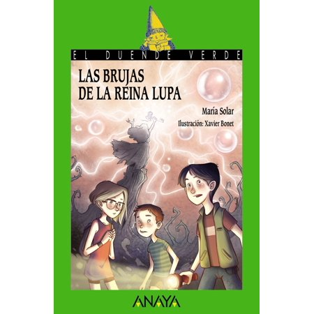 Las brujas de la reina Lupa - eBook - Juegos De Las Brujas De Halloween