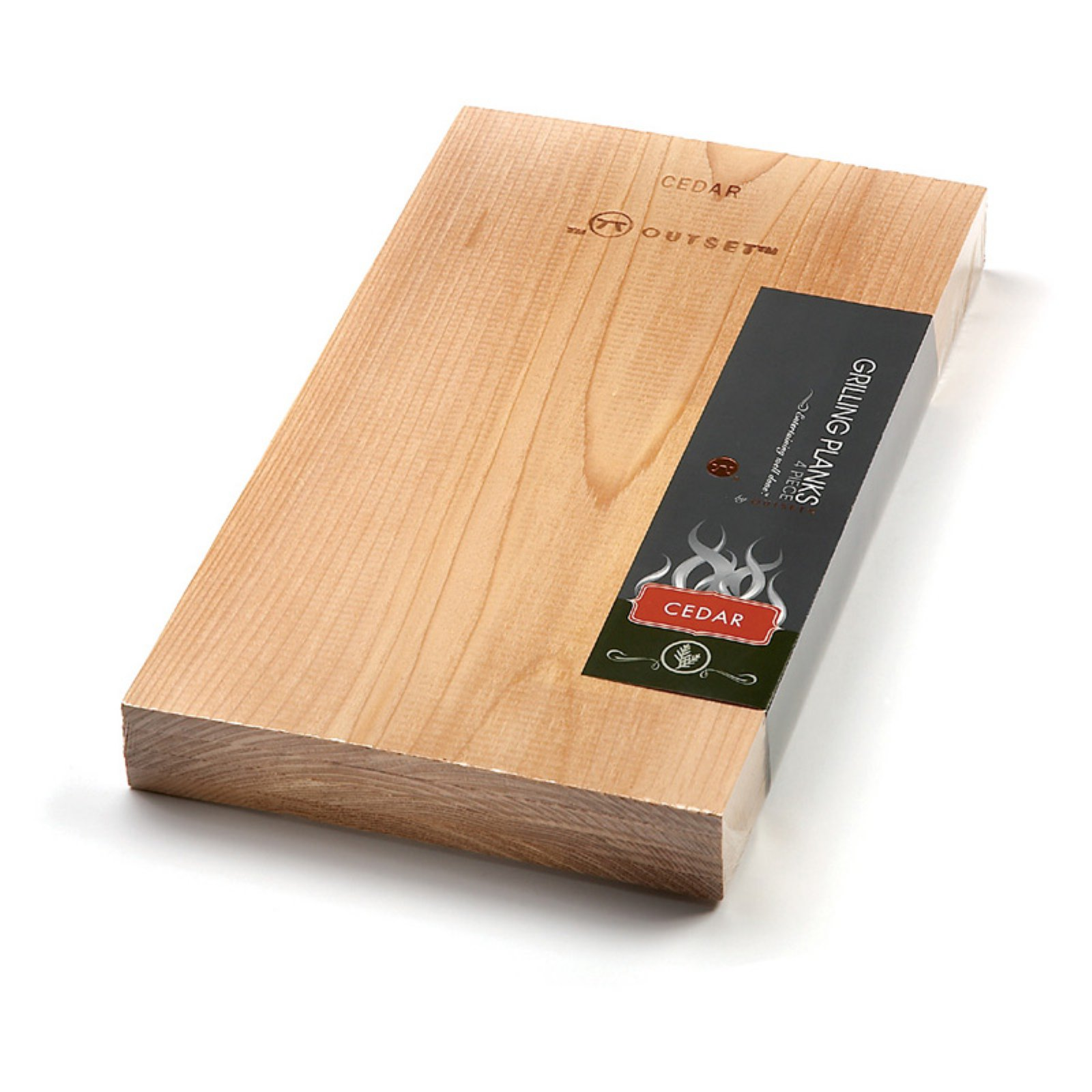Outset F715 Cedar Planks - Set of 4