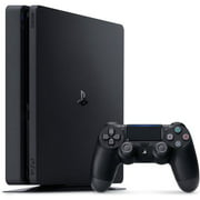 Refurbished Sony PlayStation 4 1TB Slim Gaming Console, CUH-2215BB01