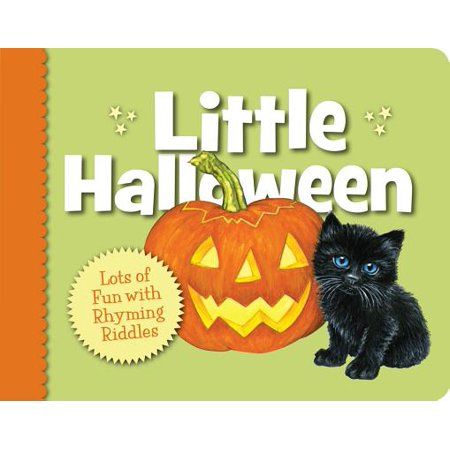 Little Halloween : Lots of Fun with Rhyming Riddles](Halloween Appetizers Family Fun)