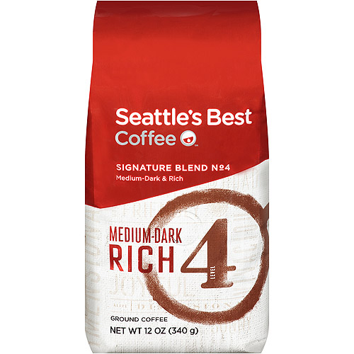 Seattle's Best Henry's Blend Ground Coffee 12 oz