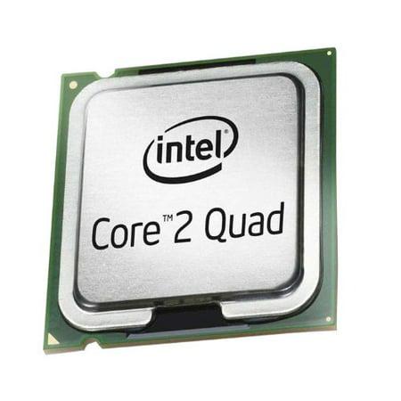 intel core 2 quad processor 2.66 ghz 1333mhz