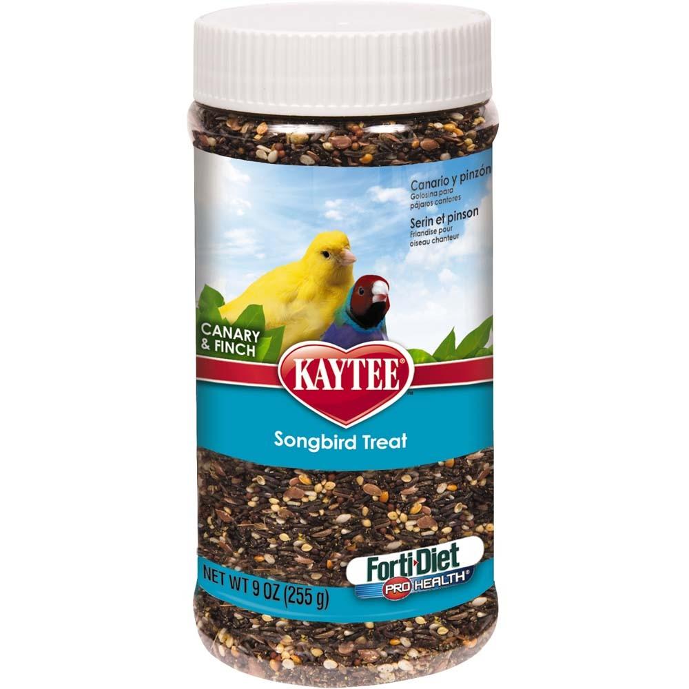 Kaytee Forti-Diet Pro Health Canary Songbird Food for Birds 9 ounces