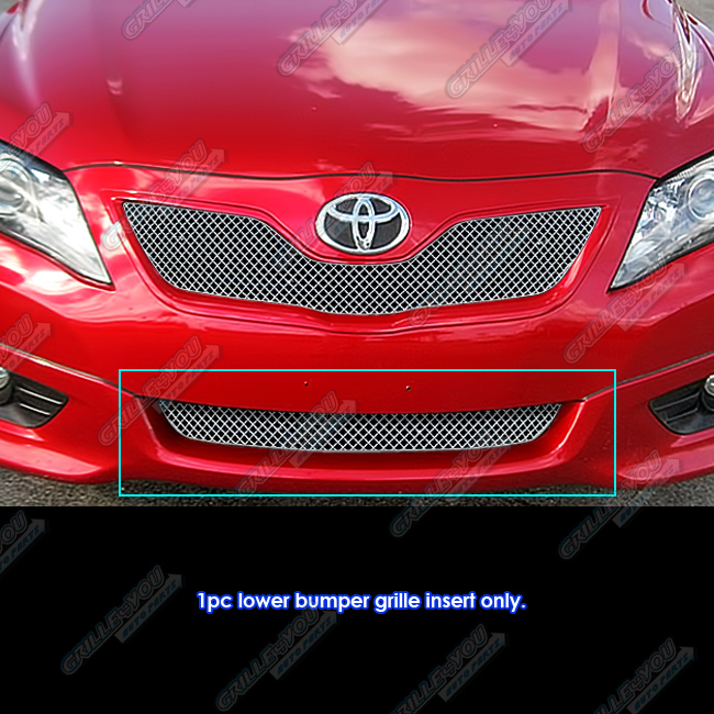 APS Fits 2010-2011 Toyota Camry SE model only Stainless X...