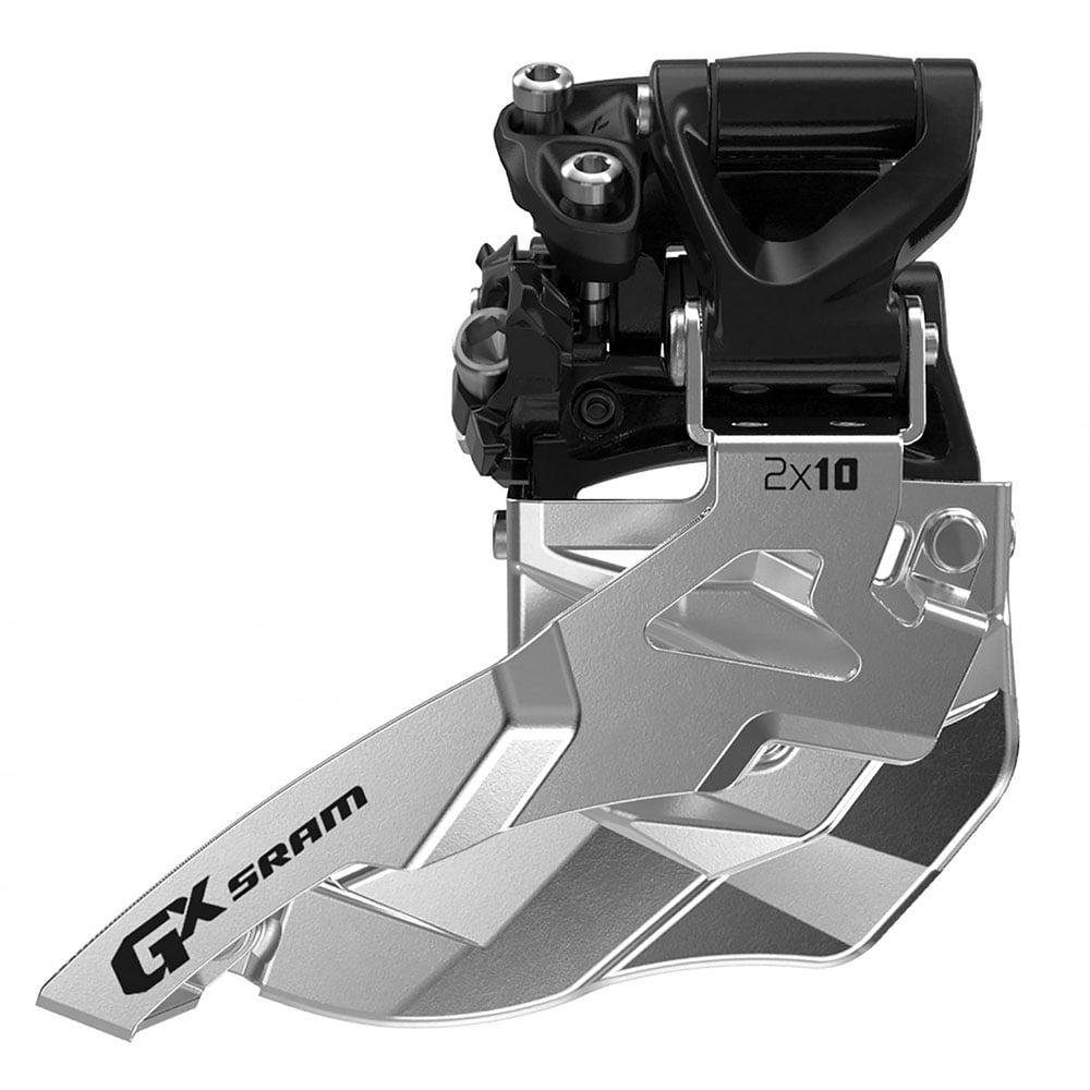 SRAM GX FD 2x10 HI-CLP 38/36 BOTPULL