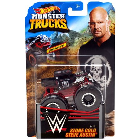 Austin Healey Diecast (Hot Wheels WWE Stone Cold Steve Austin Die-Cast)