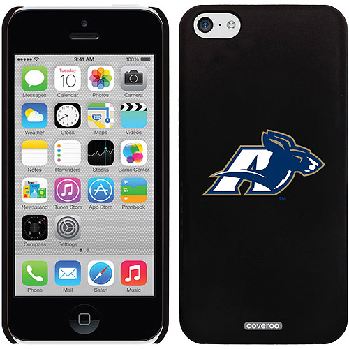 Akron Primary Mark Design on iPhone 5c Thinshield Snap-On Case by Coveroo