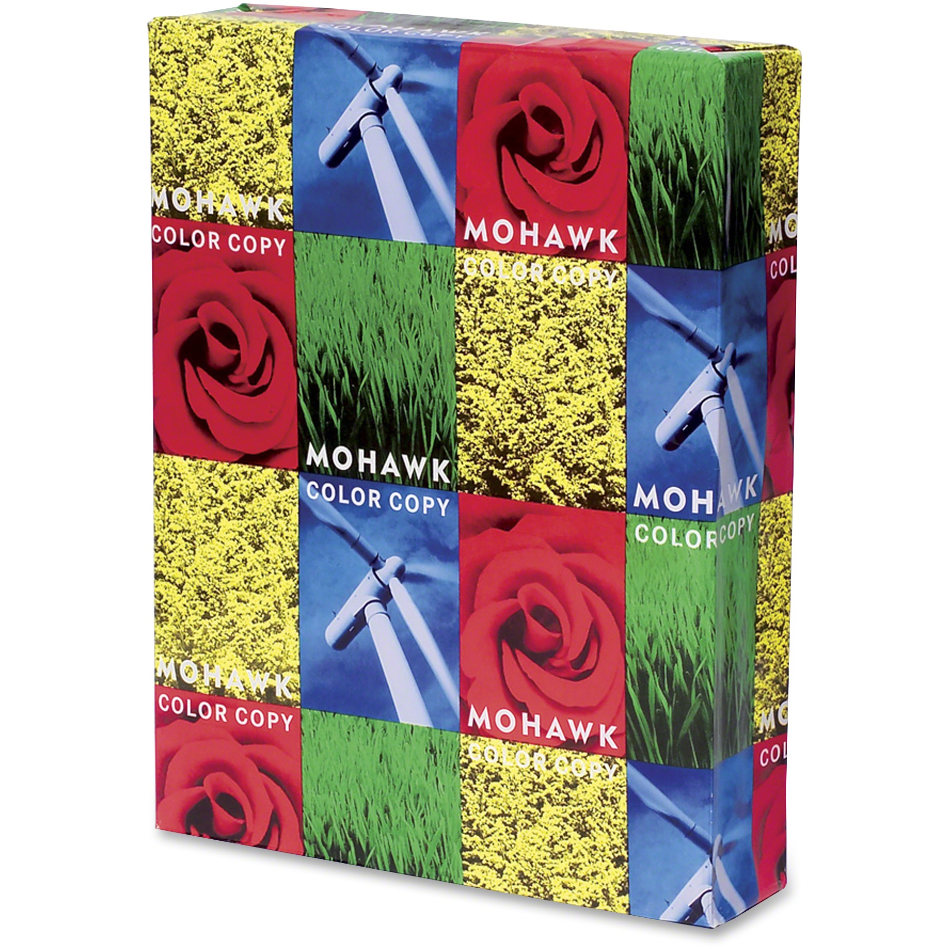 Mohawk Color Copy Copy & Multipurpose Paper, Bright White, 500 / Ream (Quantity)