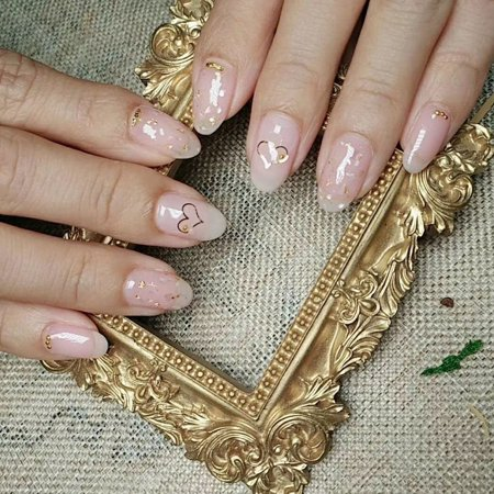 Glitter Sheet Glitter Nail Ornament Pretty Cosmetics Surprise Present - image 7 of 8