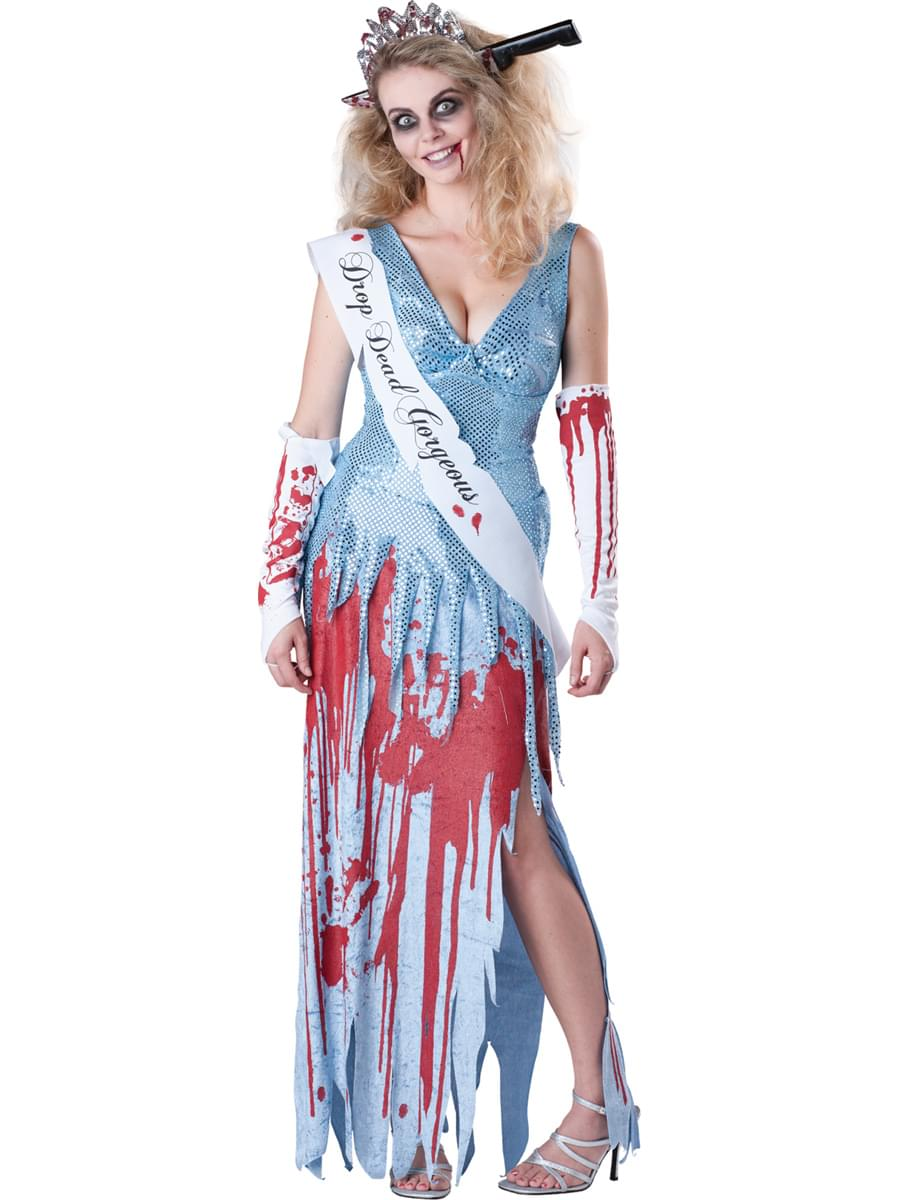 sc 1 st  Walmart Canada & Drop Dead Gorgeous Pageant Dress Deluxe Adult Costume Small