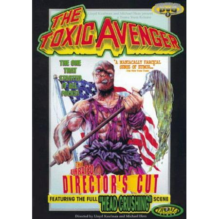 Toxic Avenger (DVD)