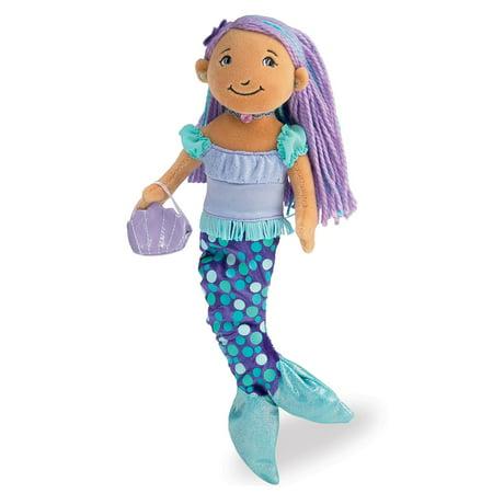 Manhattan Toy Groovy Girls, Maddie Mermaid Fashion Doll