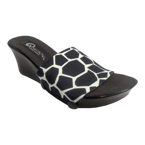 Womens Onesole Elegance Soft Step Giraffe