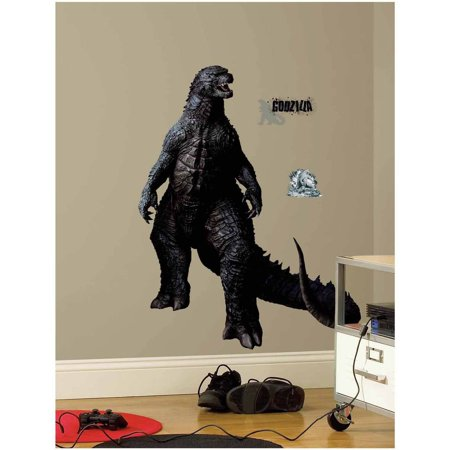 Godzilla Peel and Stick Giant Wall Decals
