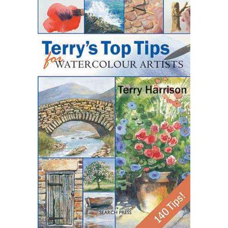 Terrys Top Tips for Watercolour Artists by