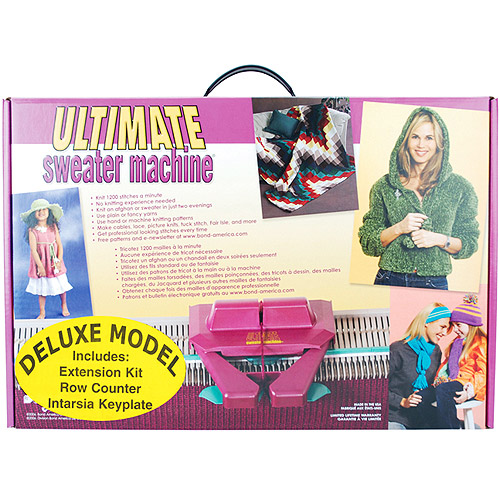 Caron Ultimate Knitting Machine Deluxe