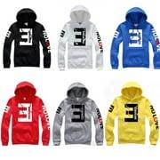 Mens Womens Eminem Hip Hop Sweater Fleece Hoodie Hoody Jacket Sweatshirt Rap