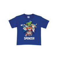 Personalized Transformers Rescue Bots Blue Toddler Boys' T-Shirt, 2T, 3T, 4T, 5/6T