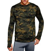 Duofold by Champion Brushed Back Men's Crew (Prints)