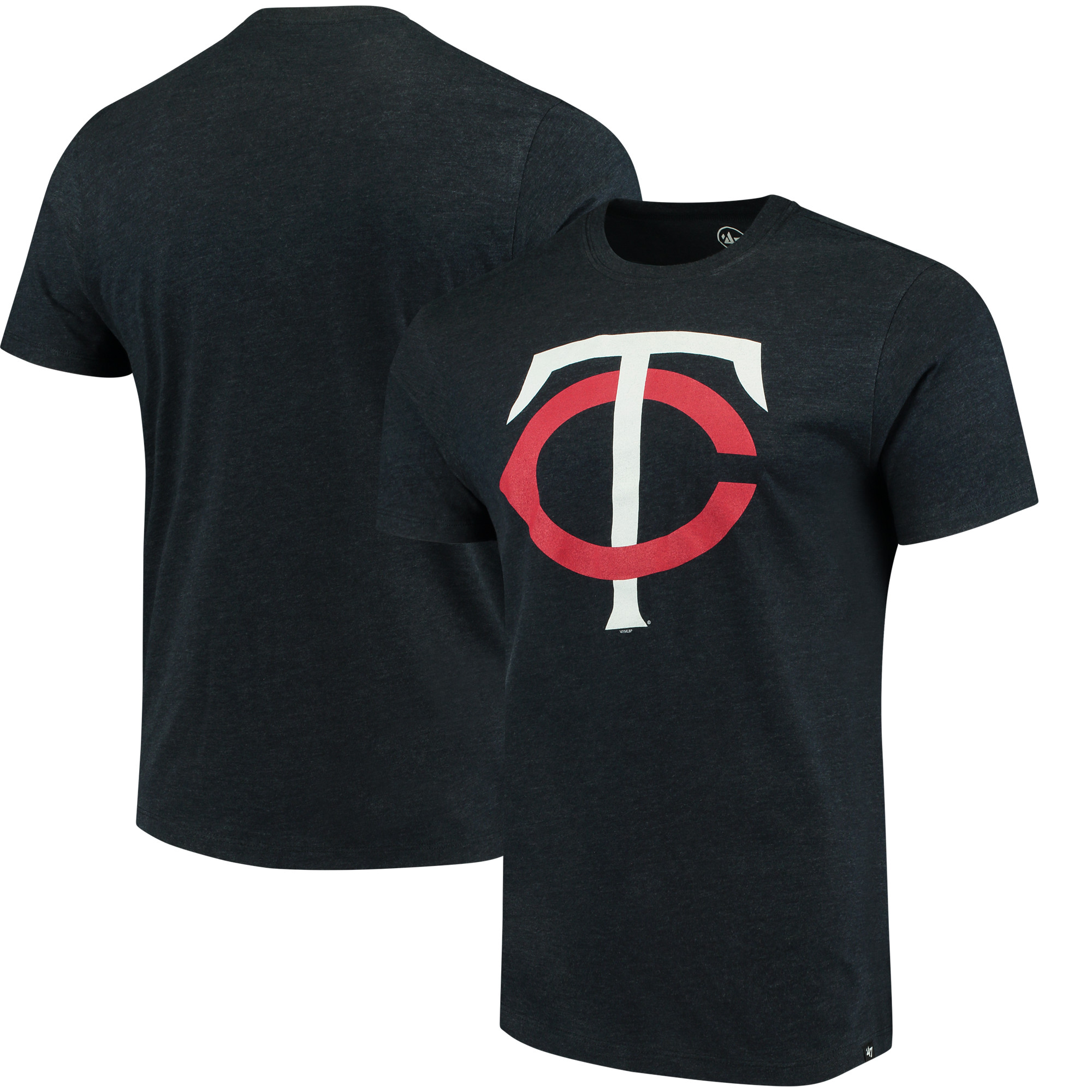 Minnesota Twins '47 Club T-Shirt - Navy