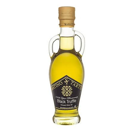 Black Truffle Infused - Black Truffle Infused Olive Oil by Sabatino Tartufi (8.4 fluid ounce)