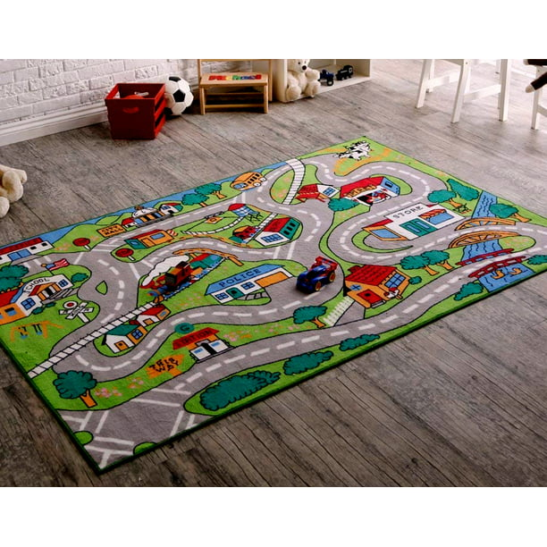 Fun Rugs Children S Time Collection