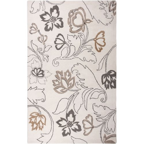 Rizzy Home Fusion Ivory Area Rug