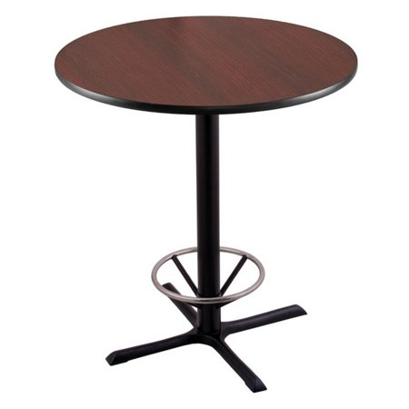 Holland 36 211 Counter Height Pub Table 36' Glass Pub Table