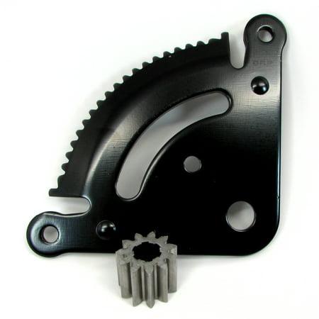GX21924BLE Steering Sector Plate Kit Fits John Deere Tractor LA Series ()