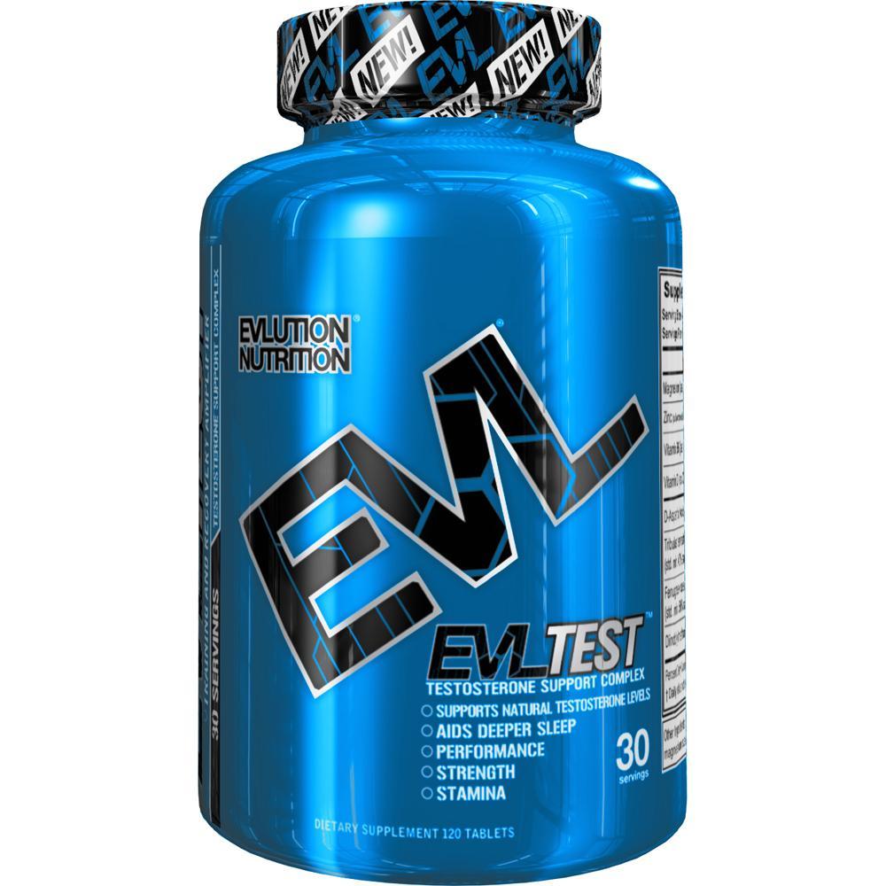 Evlution Nutrition EVLTest Test Booster, 30 Servings