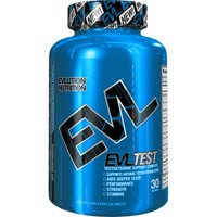 Evlution Nutrition EVLTest Test Booster, 30 Servings