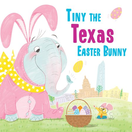 Tiny the Texas Easter Bunny