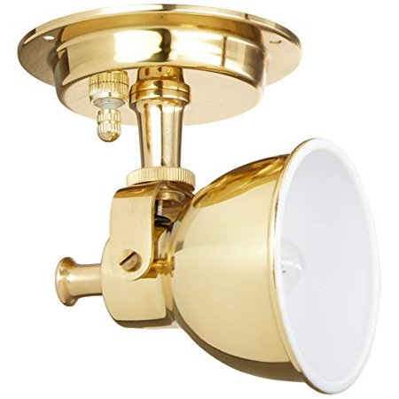 Sea Dog Berth Light Small, Brass (Sea Dog Fittings)
