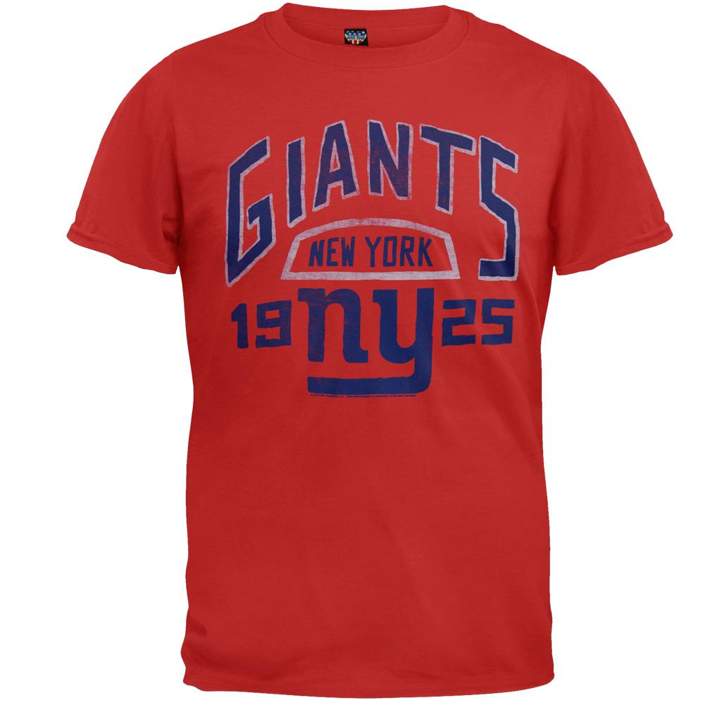 New York Giants - Kick-Off Soft T-Shirt
