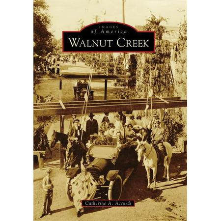 Images of America (Arcadia Publishing): Walnut Creek (Paperback)