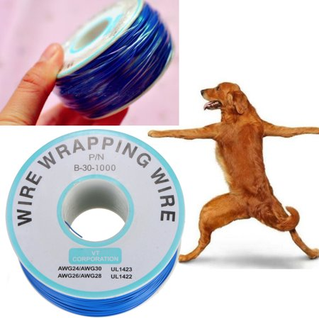 300m Strong Resistance Fence Wire for Dog Insulation Wire Cable for Hidden Underground Electric Pet Dog Fencing System - image 2 of 8