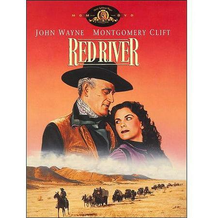 Red River (Black & White) (Full Frame)](Black And White Halloween Movies Netflix)