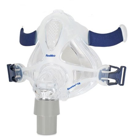 Cleaning Cpap Masks (ResMed Quattro™ FX Full Face CPAP Mask Frame -)
