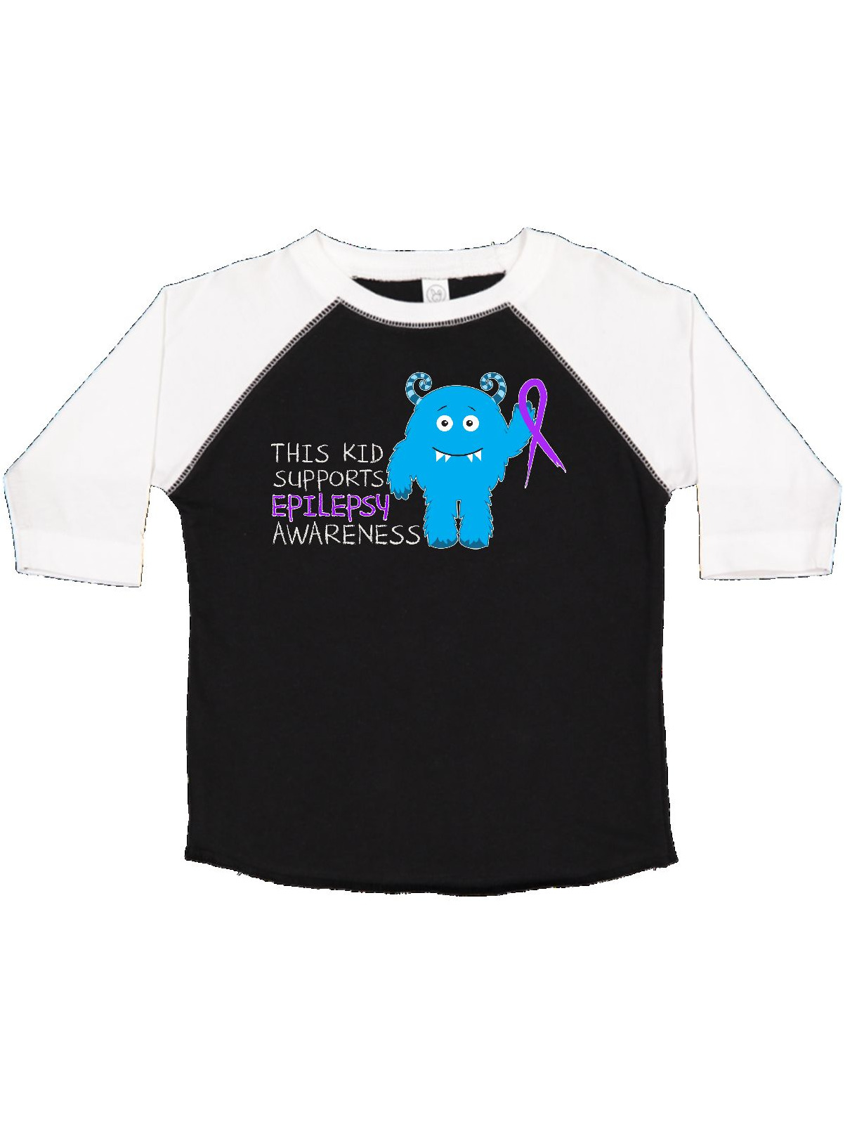 inktastic Epilepsy Awareness Support Month Toddler T-Shirt
