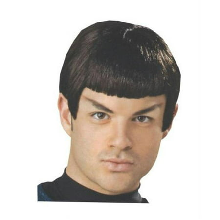 Spock Wig With Ears - Spock Ears And Wig