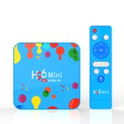 H96 Mini H6 Allwinner H6 RAM 4GB+ ROM 32GB WIFI bluetooth 4.0 Android 9.0 4K 6K TV Box