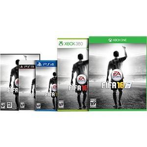 FIFA 16, Electronic Arts, PlayStation 4, 014633734546