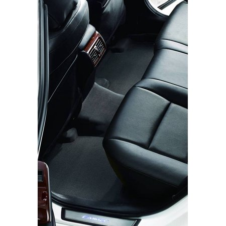 3D MAXpider 2008-2019 Dodge Grand Caravan Kagu 2nd Row Black Carbon Fiber Embossed Pattern Floor Mat L1DG01621509